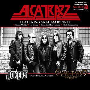 Alcatrazz featuring Graham Bonnet