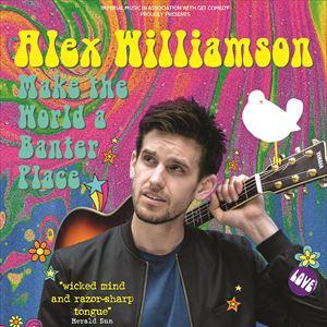 ALEX WILLIAMSON LIVE AT GLEE CARDIFF