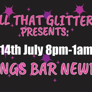 "All That Glitters Presents: ""Festival Fun & Games"""