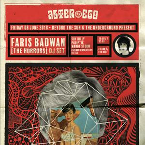 Alter Ego: Faris Badwan DJ Set