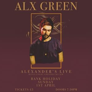 Alx Green and Band