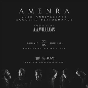 Amenra (20th anniversary acoustic performance)