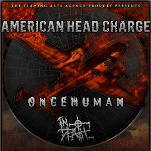 American Head Charge European Tour