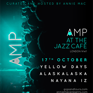 AMP At The Jazz Cafe