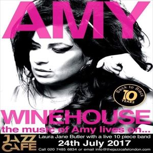 Amy Winehouse  The Music Lives On (Full Live Band)