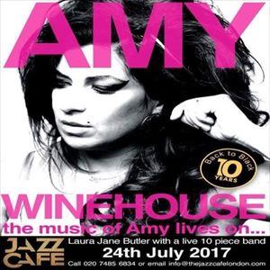 Jazz Cafe London Amy Winehouse
