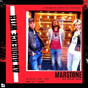 An Audience with Marstone
