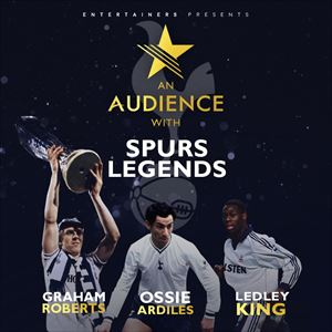 An Audience With - Spurs Legends