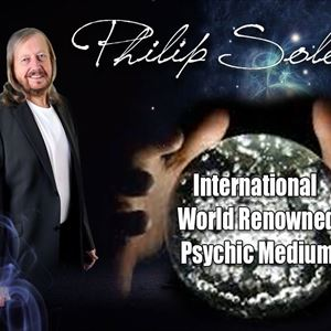 An Evening of Clairvoyance with Philip Solomon