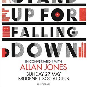 An evening with Allan Jones