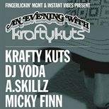 An Evening With Krafty Kuts