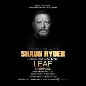 An Evening with Shaun Ryder