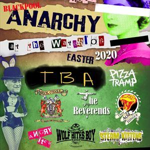 Anarchy @ The Waterloo 2K20 Saturday