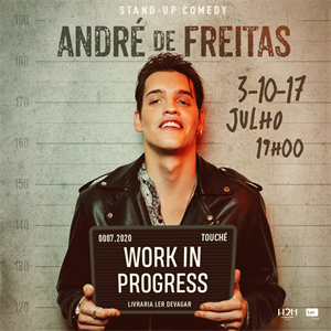 André De Freitas Stand Up Comedy