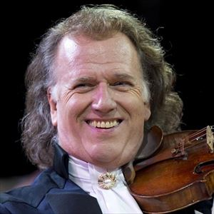 Andre Rieu - 70 Years Young. Cinema Celebration