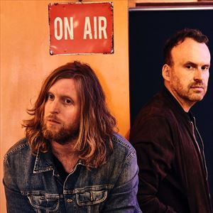 Andy Burrows & Matt Haig