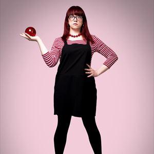 Angela Barnes: Rose Tinted
