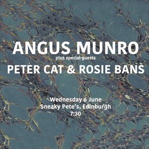 Angus Munro, Peter Cat and Josie Bans
