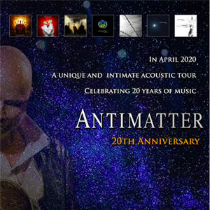 Antimatter - (Acoustic 20th Anniversary Show)