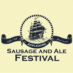 Appledore Sausage and Ale Festival - WEEKEND PASS