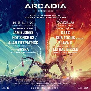 Arcadia - Sunday