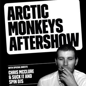 Arctic Monkeys Aftershow