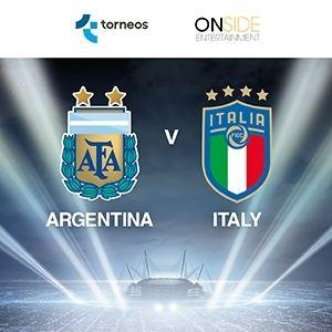 Argentina V Italy