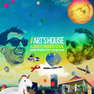 Art's House: A Lovely London Festival w/ DJ Harvey