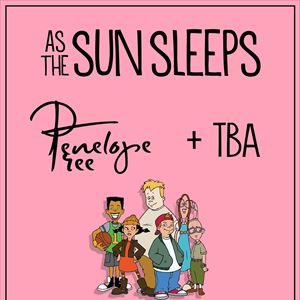 As The Sun Sleeps + Special Guests