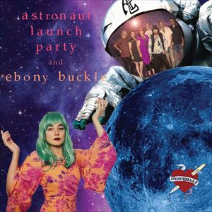 Astronaut Launch Party & Ebony Buckle