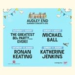 Audley End Summer Concerts