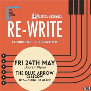 Auricle Ensemble: Re-Write