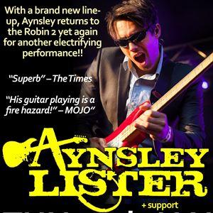Aynsley Lister Band