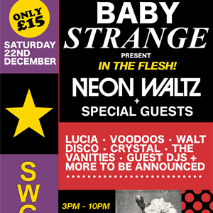 Baby Strange + Special Guests