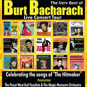 Back to Bacharach: Concert Tour