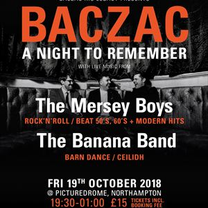 "BACZAC  ""A Night to Remember"""