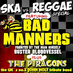 Bad Manners  + special guests