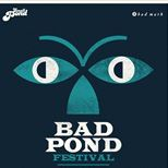 BAD POND FEST | Sunday Pass