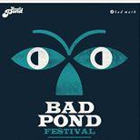 BAD POND FEST | Sunday Pass