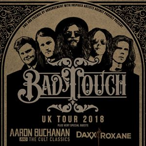 Bad Touch Plus Guests