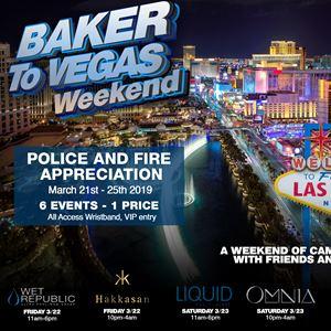 Baker To Vegas Weekend 2019 Marquee Club Tickets Baker To Vegas