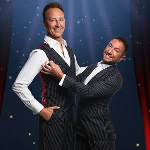 Ballroom Boys - With Ian Waite and Vincent Simone