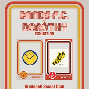 Bands FC Exhibition plus Dirty Laces + Skylights