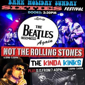 Bank Holiday Sunday Sixties Festival
