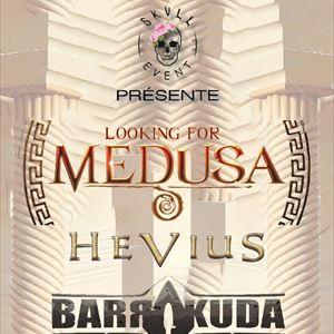 Barrakuda Hevius Looking for Medusa