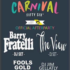 BARRY FRATELLI & THE VIEW DJ SET