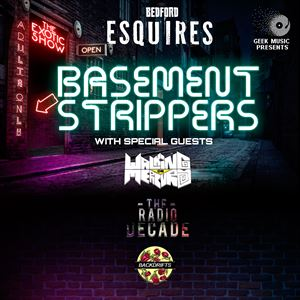 Basement Strippers - The Exotic Show EP