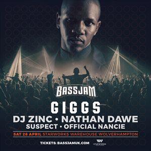Bass Jam - Giggs, Nathan Dawe, DJ Zinc