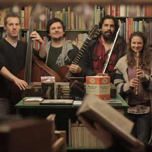 Bath Folk Festival Presents: Nasrudin