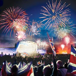 Ragley Hall Battle Proms Concert